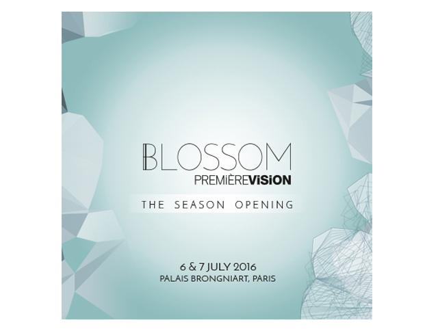 Blossom by Premiere Vision - August 2016