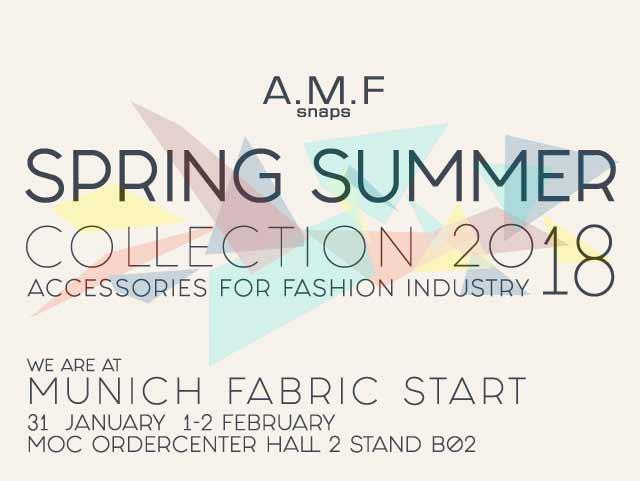 Munich Fabric Start - Jan/Feb 2017