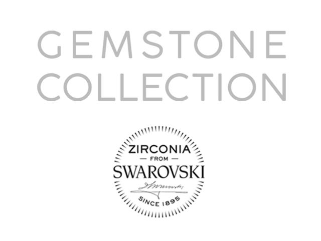 A.M.F and SWAROVSKI GEMSTONES explore new gemstone materials for accessories.